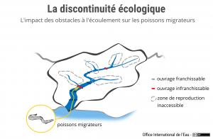 La discontinuité écologique