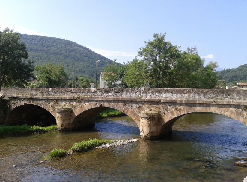 Pont sur l'Hers-Vif