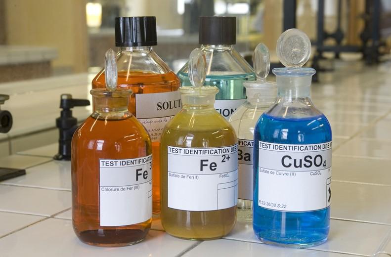 Laboratoire d'analyse de l'eau