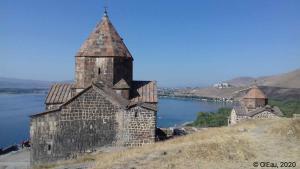 Autour du lac Sevan