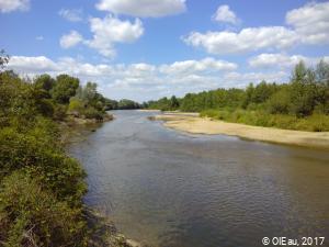 L'Allier - cours d'eau
