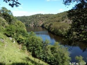 La vallée de la Creuse