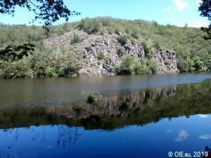 La Creuse aux environs de Crozant