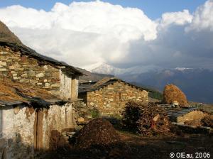 Habitat de montagne
