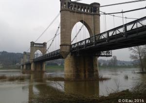 Pont sur la Loire